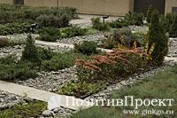 Ландшафтные работы - озеленение и благоустройство