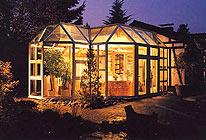 Зимние сады проектирование и