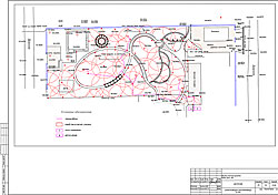 Схема разводки электропровода